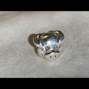 Cute Pandora Pig 🐷 charm